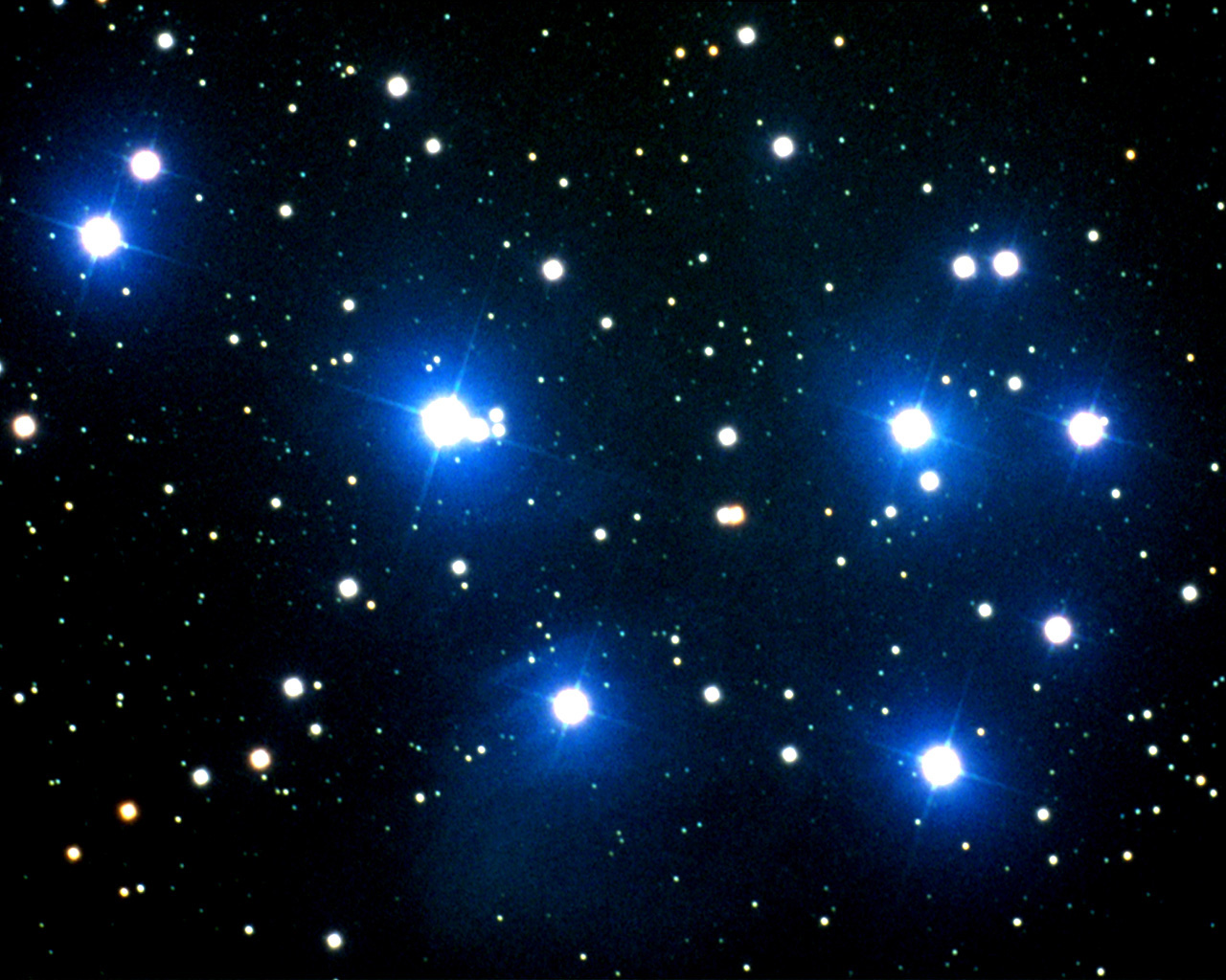 The Pleiadian Star Cluster – NEW DIMENSIONS Media Group